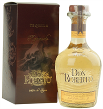 Don Roberto Tequila Reposado 750ml